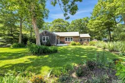 Hampton Bays Single Family Home For Sale: 43 Lynncliff Rd