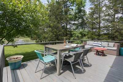 Mattituck Single Family Home For Sale: 3825 Wickham Ave