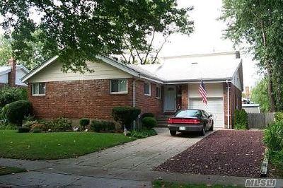 Baldwin Single Family Home For Sale: 923 Jackson St