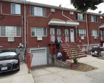 Jamaica Multi Family Home For Sale: 189-28 113th Rd