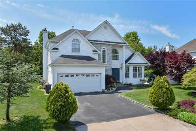 Holtsville Single Family Home For Sale: 22 Lavender Ln