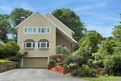 Glen Head Single Family Home For Sale: 5 Oak Valley Dr