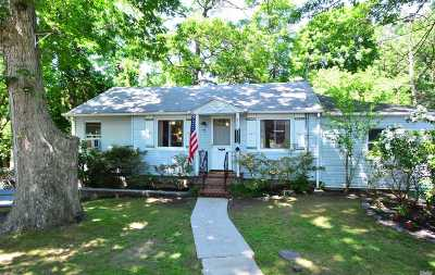 Sound Beach Single Family Home For Sale: 45 Bellrose Rd