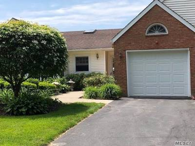 Mt. Sinai Condo/Townhouse For Sale: 66 Standish Dr