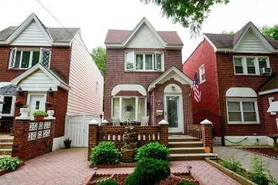 Ozone Park Single Family Home For Sale: 82-12 133rd Ave