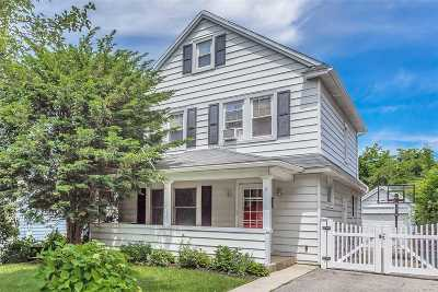 Port Washington Single Family Home For Sale: 5 Fairview Ave