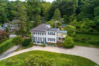 Cold Spring Hrbr Single Family Home For Sale: 72 Shore Rd