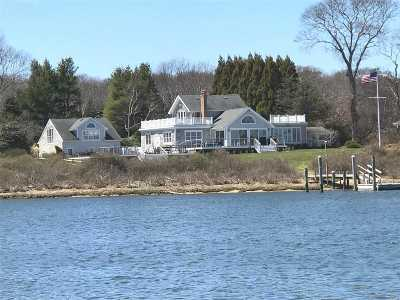 East Moriches Rental For Rent: 50 Inlet View Path