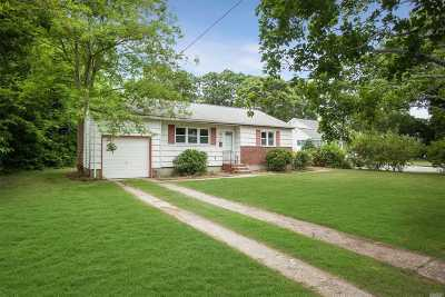 Oakdale Single Family Home For Sale: 90 Locust Ave
