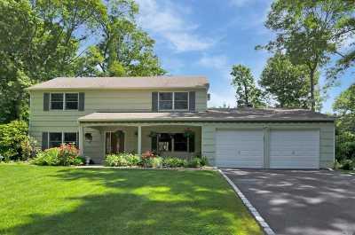 Stony Brook Single Family Home For Sale: 5 Saddler Ln