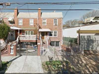 Multi Family Home For Sale: 23-10 97th St