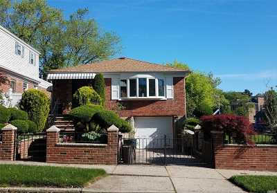 Bayside Single Family Home For Sale: 201-27 24th Rd