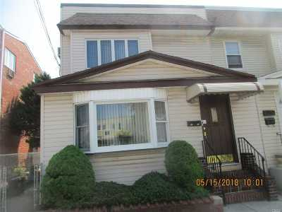 Middle Village Multi Family Home For Sale: 67-43 79th St