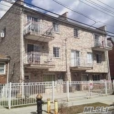 Ozone Park Multi Family Home For Sale: 81-43 102nd Rd
