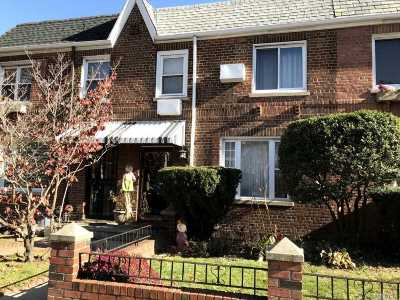 Single Family Home For Sale: 21-59 79th St