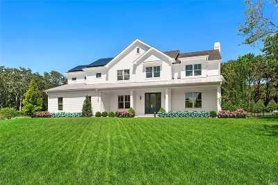 Southampton Single Family Home For Sale: 19 Landsdowne Ln