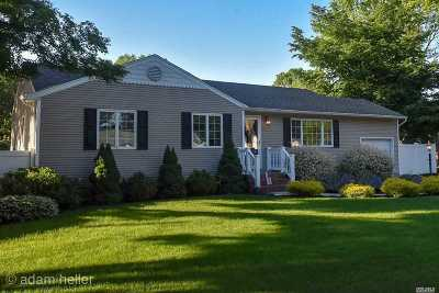 Pt.jefferson Sta NY Single Family Home For Sale: $379,900