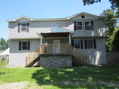 Lindenhurst Single Family Home For Sale: 504 48th St