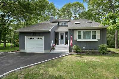 Hampton Bays Single Family Home For Sale: 66 E Argonne Rd