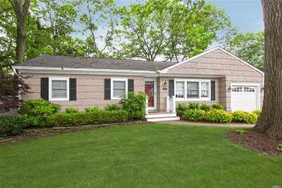 Ronkonkoma Single Family Home For Sale: 384 Deer Rd