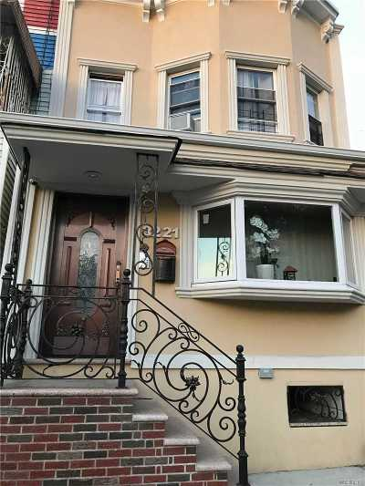 Multi Family Home For Sale: 32-21 97th St