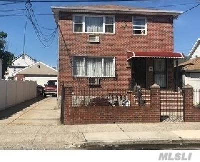 Jamaica Multi Family Home For Sale: 114-65 157th St