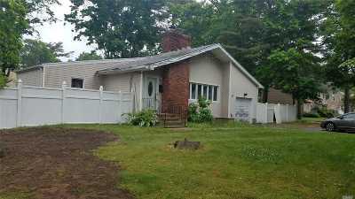 Brentwood Single Family Home For Sale: 53 Van Cedar St