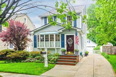 Williston Park Single Family Home For Sale