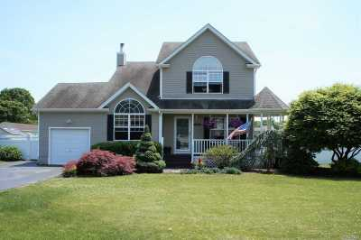 Center Moriches Single Family Home For Sale: 6 Apple Cider Ln