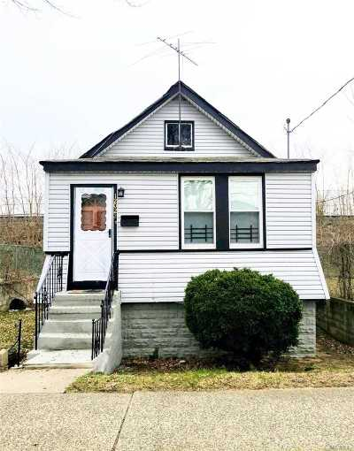 Jamaica Single Family Home For Sale: 120-22 Marsden St