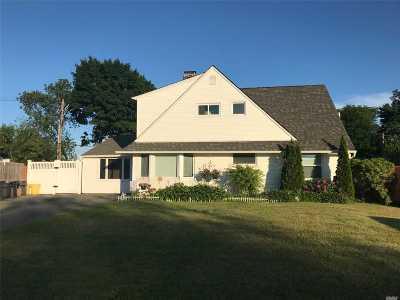 Hicksville Single Family Home For Sale: 27 Bond Ln