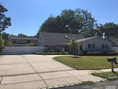 Selden Single Family Home For Sale: 29 Charter