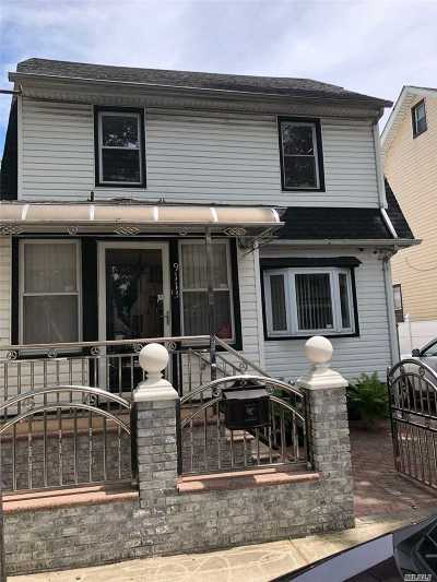 Jamaica Single Family Home For Sale: 91-13 181 St