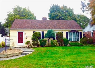 Garden City Single Family Home For Sale: 352 Yale Rd