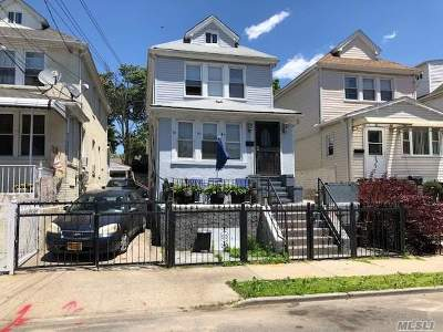 Jamaica Single Family Home For Sale: 107-51 156th St