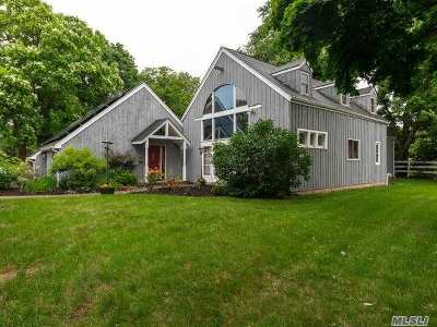 Smithtown Single Family Home For Sale: 51 Atterbury Dr