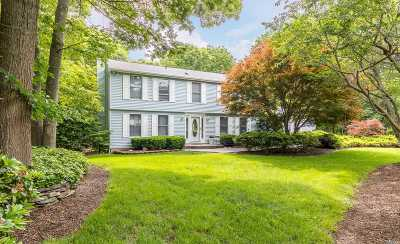Manorville Single Family Home For Sale: 43 Foreston Cir
