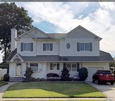 Hicksville Single Family Home For Sale: 85 E End Ave