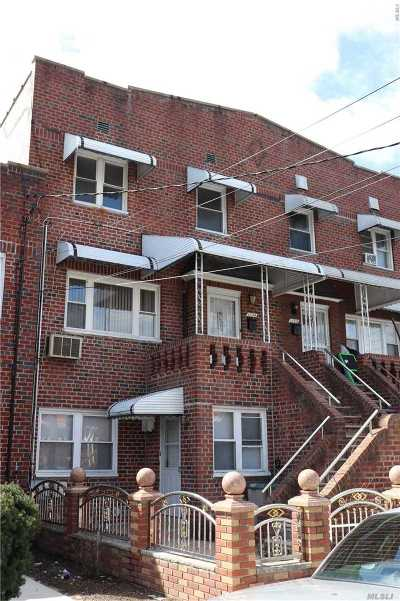 Brooklyn Multi Family Home For Sale: 1134 East 84 St