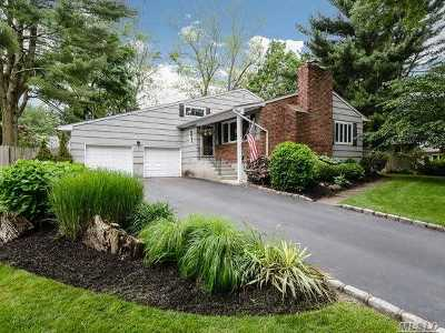 Huntington NY Single Family Home For Sale: $609,000