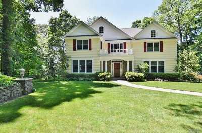 Centerport Single Family Home For Sale: 93 Little Neck Rd