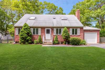 Hampton Bays Single Family Home For Sale: 7 Arbor Ct