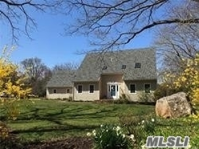 Setauket NY Single Family Home For Sale: $649,000
