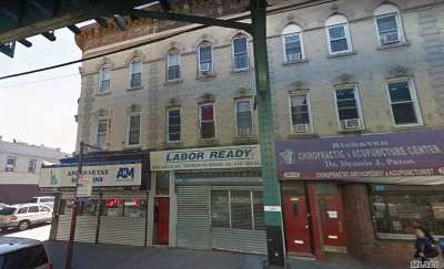 Woodhaven Multi Family Home For Sale: 96-18 Jamaica Ave