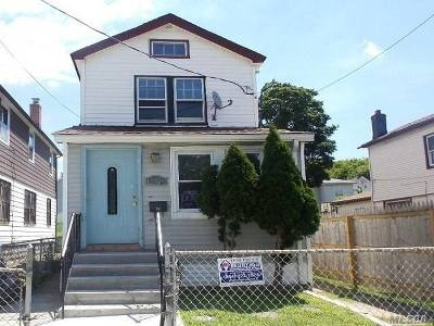 S. Ozone Park NY Single Family Home For Sale: $363,400