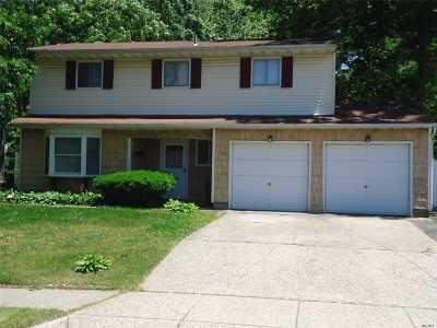Centereach Single Family Home For Sale: 93 Selden Blvd