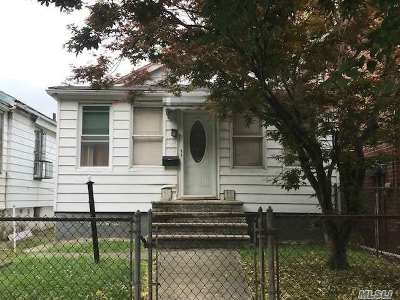 Single Family Home For Sale: 31-39 99th St
