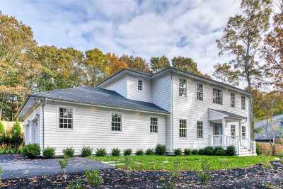 Southampton NY Single Family Home For Sale: $1,795,000