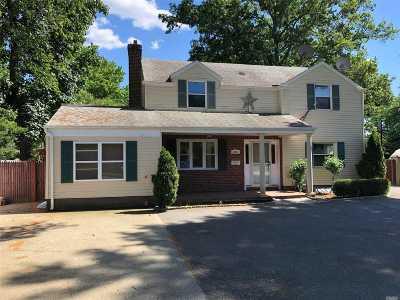 Westbury Single Family Home For Sale: 724 Jericho Tpke
