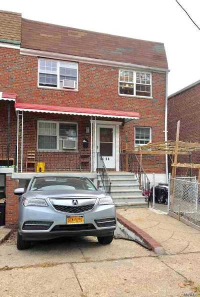Flushing Multi Family Home For Sale: 59-28 156th St